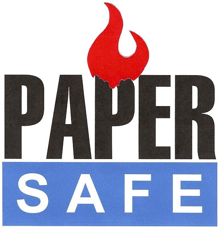 logo paper safe